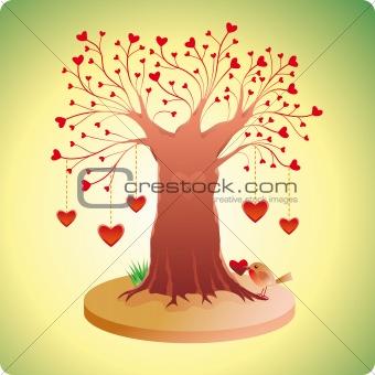 Old Love Tree