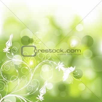Abstract background, vector, eps10