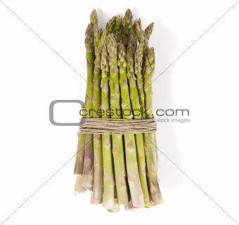 Asparagus Wrapped in Hemp