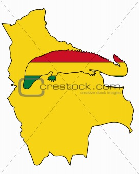 Caiman Bolivia
