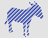 Bavarian donkey