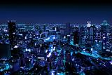 Urban City by Night