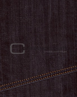 Black jeans denim background