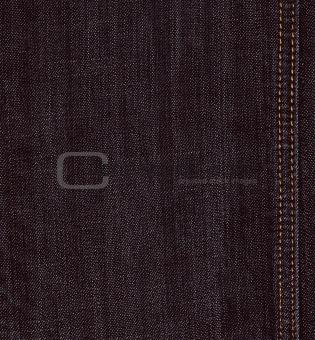 Black jeans denim texture