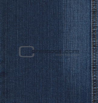 Blue jeans denim texture