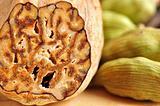 Nutmeg and cardamon