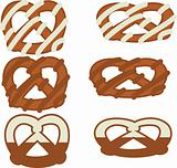 Hard pretzels set 2