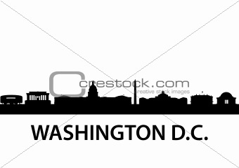 Skyline Washington D.C.