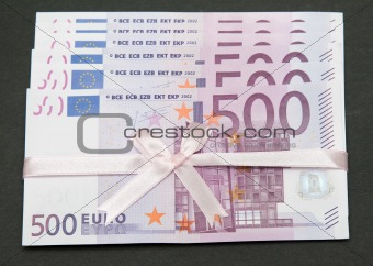 Five hundred euro