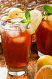 Cool, Refreshing Iced Tea
