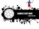 Handball poster