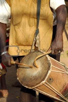 African drummer 3