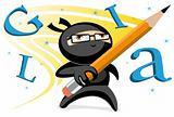 Ninja writer magic