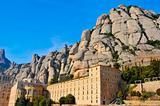 Abbey of Santa Maria de Montserrat, Spain