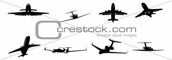 business aircraft