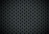 Dark floral wallpaper
