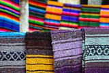 serape mexican blanket colorful pattern