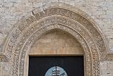 St. Pietro Church. Putignano. Apulia.