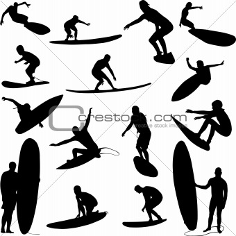 surfers collection