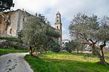 St. Domenico Church. Putignano. Apulia.
