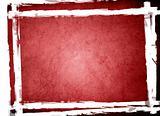 highly Detailed grunge background frame