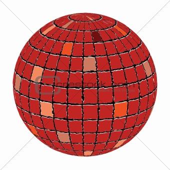ceramic tiles sphere