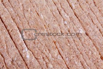 Crispbread  background