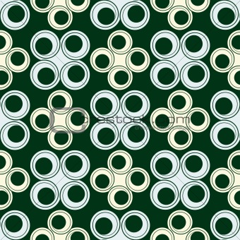 circles seamless design