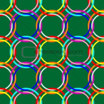 circles seamless pattern