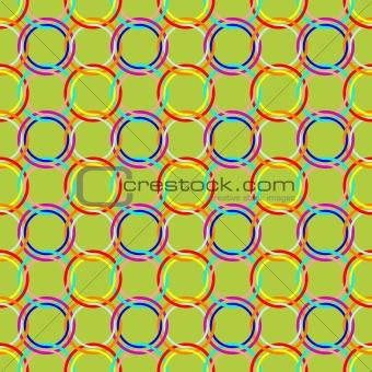 circles seamless texture