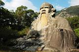 Giant statue of Laozi