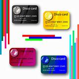 credit card disco collection