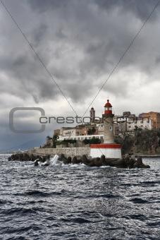 France, Corsica, Bastia