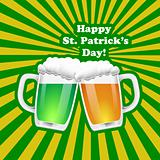 St. Patrick Day background. Vector