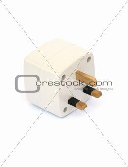 Power adapter plug