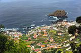 Porto Moniz, north of Madeira island,  Portugal