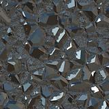 Raw metal ore