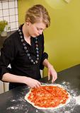 Homemade Italian Style Pizza