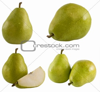 fresh pear series