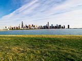 Lake Michigan, Chicago.