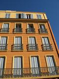 old provence building frontage