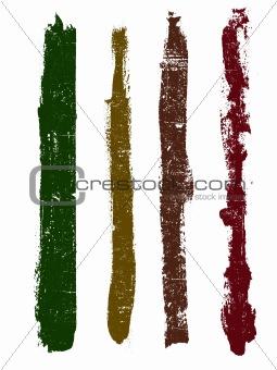 Grunge elements - Grunge Lines 2