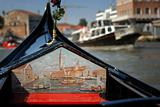 View from Gondola in Venice, Italy 2