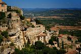 Ancient Medieval Hilltop Town of Gordes in France