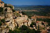 Ancient Medieval Hilltop Town of Gordes in France