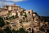 Ancient Medieval Hilltop Town of Gordes in France 5
