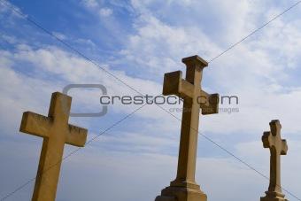 Crossed Sky