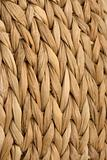 Rattan wickerwork closeup