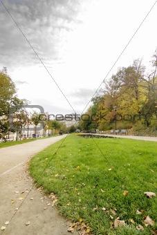 Prague Park - Mala Strana