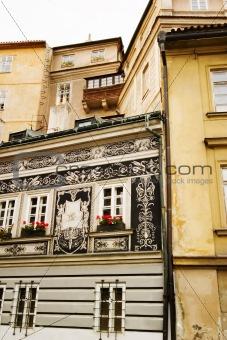 Small Street - Prague